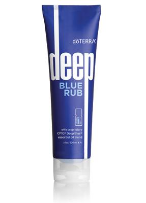 doTERRA Deep Blue krém