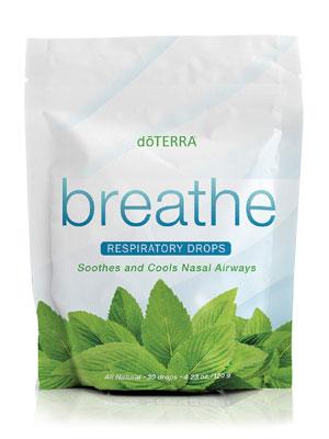doTERRA Breathe légzőszervi cukorka